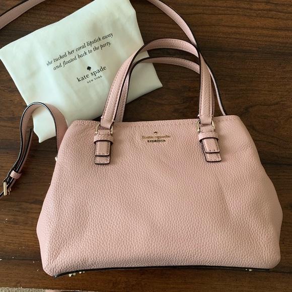kate spade Handbags - Kate Spade pink jackson street octavia satchel